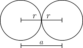 Distance_between_two_circles_with_equal_radius